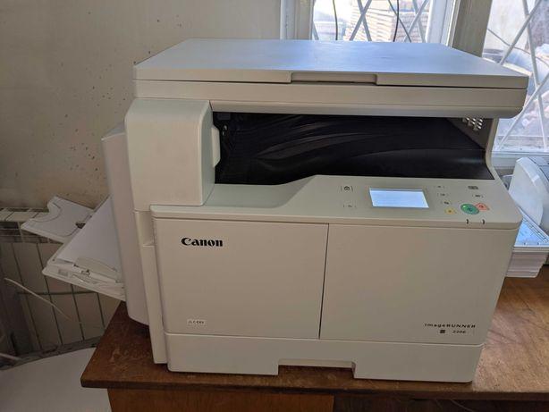 Принтер А3 лазерний Canon image RUNNER 2206
