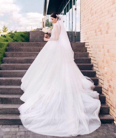 Весільна сукня Ida Torez від салону Pollardi