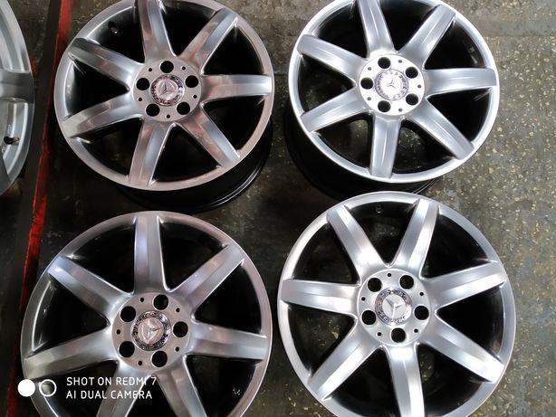Felgi aluminiowe 5x112x17 et35 Mercedes audi VW skoda itp.