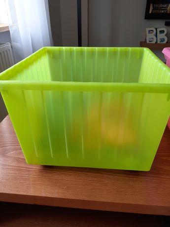 Pudełko na zabawki Ikea vessla