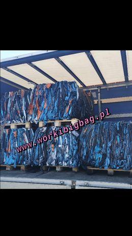 Worki Big Bag Bagi duże na węgiel EkoGroszek Odpady itp BIGBAG