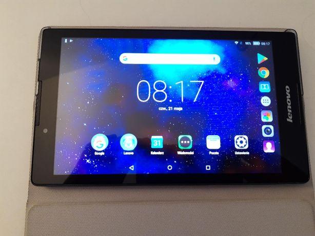 Tablet Lenovo A8 -50L niebieski