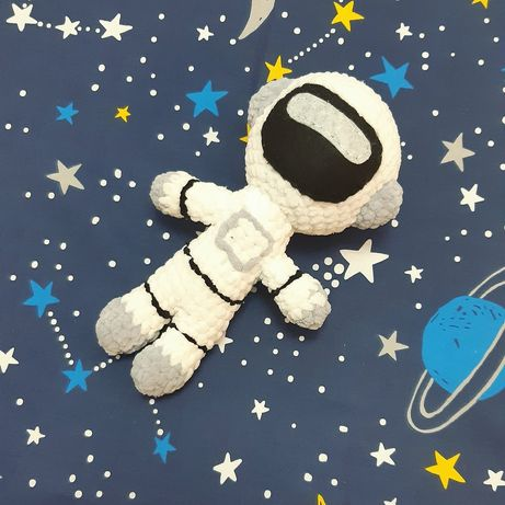 Kosmonauta pluszowy