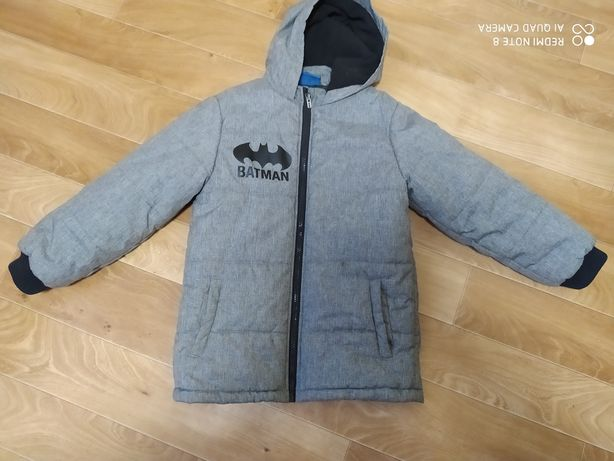 Куртка осенняя на 7-8 лет