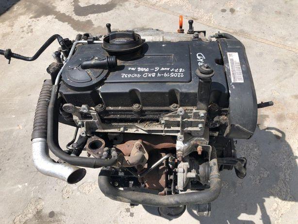 Двигатель мотор двигун BKD 2.0TDi, 103kW, VW Golf 5, Skoda Octavia A5