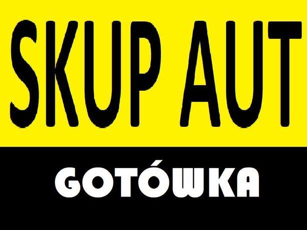 """Skup Aut Warszawa """"Skup Samochodów """"Kupię Każde Auto""""GOTÓWKA"""