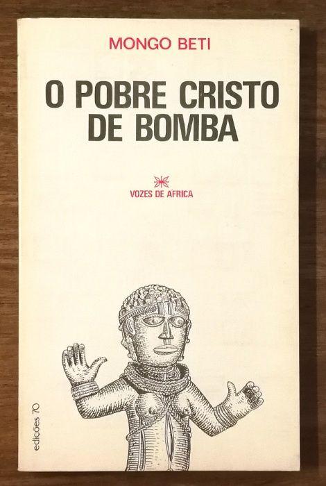 o pobre cristo de bomba, vozes áfrica, mongo beti Estrela - imagem 1