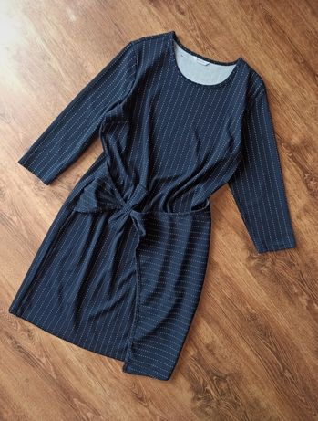 Sukienka codzienna elastyczna xl xxl