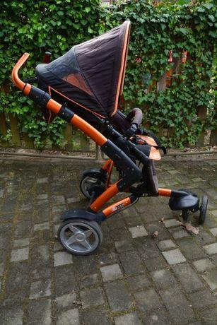 wózek dziecięcy TEC by ABC Desicn