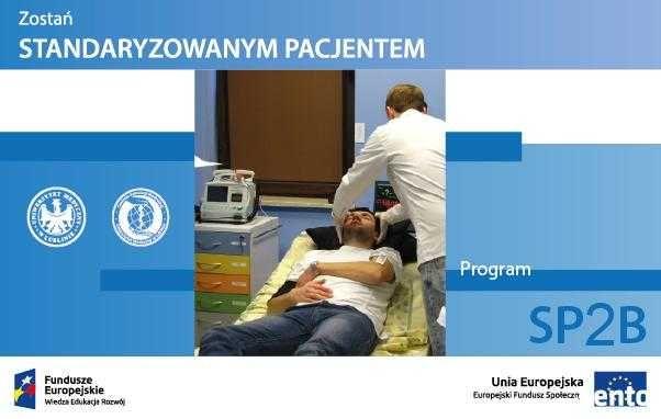 Zostań pacjentem standaryzowanym