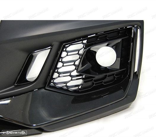 PARA-CHOQUES FRONTAL AUDI A4 (B9) 15-19RS4 STYLE PDC