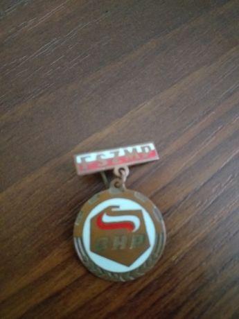 Unikatowy Medal Ochotniczy Hufiec Pracy