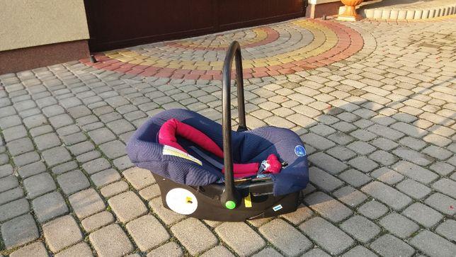 Fotelik samochodowy, nosidełko dla dziecka