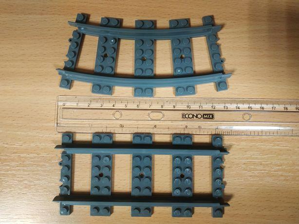 Рейси, колія (рельсы, железная дорога) для Lego City Train (Лего)