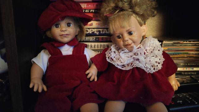 Lalki z okresu PRL