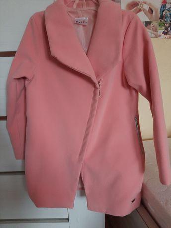 Płaszczyk płaszcz jesionka 140 dziewczynka