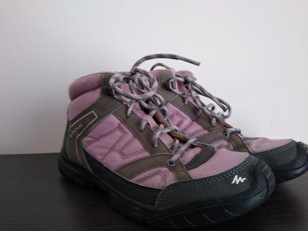 Buty trekkingowe Quechua dla dziewczynki r.38