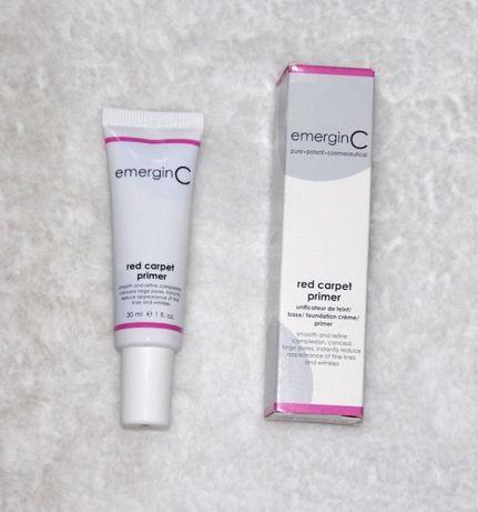 EmerginC Scientific Organics baza pod makijaż fluid podkład guerlain