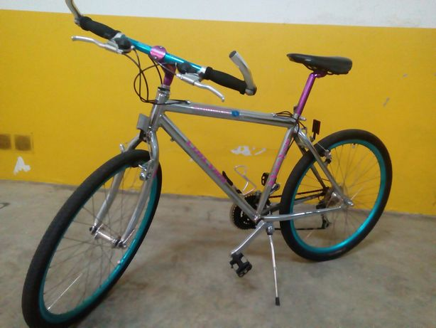 Bicicleta para adulto.