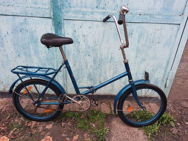 Продам складной велосипед.