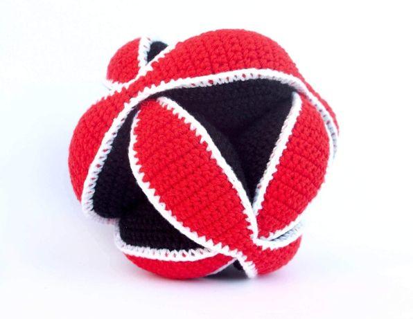 Puzzle ball Takane, piłeczka tekane, takane, zręcznościowa, Montessori