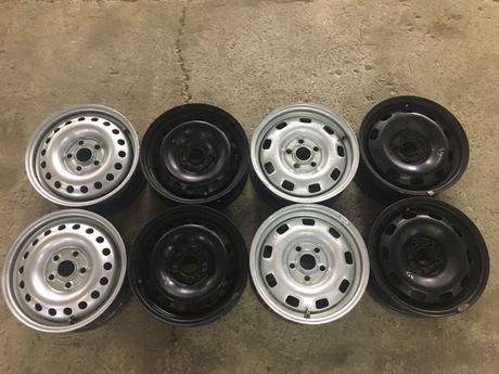VW Golf/Caddy/Touran/Audi/Skoda R14/R15/R16/R17 Титани Volksagen