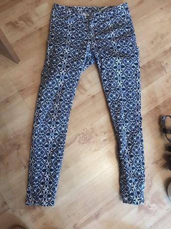 Spodnie Zara 36 używane