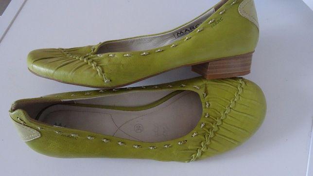 шкіряні туфлі Marc. Германія