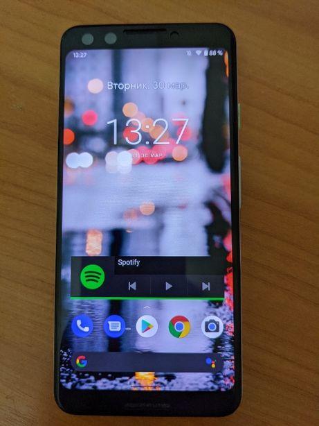 Google Pixel 3 White 64gb neverlock E-sim