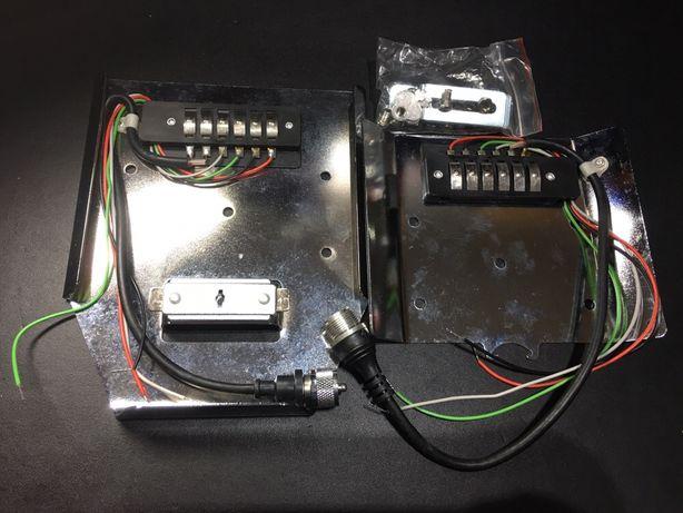 Suporte montagem/desmontagem rápida para rádio de CB/Radioamador