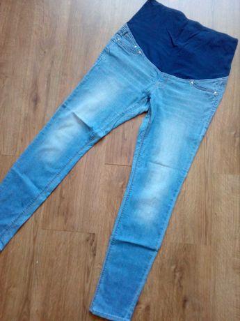 Spodnie jeansowe ciążowe rozm 44
