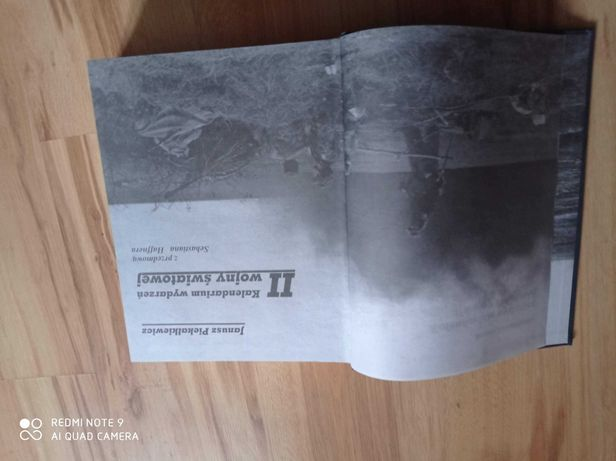 janusz piekałkiewicz kalendarium wydarzeń 2 wojny światowej