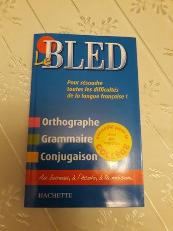 Francuski - ortografia, gramatyka, odmiany