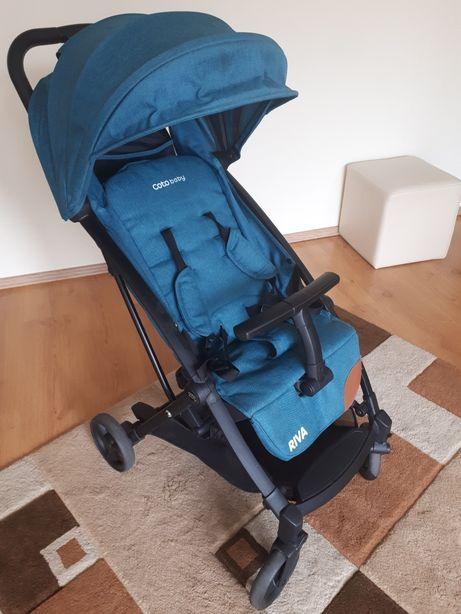 Wózek spacerowy coto baby riva do 18kg!