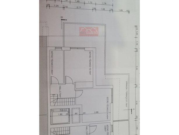 Duplex com 2 quarto em Monte Gordo