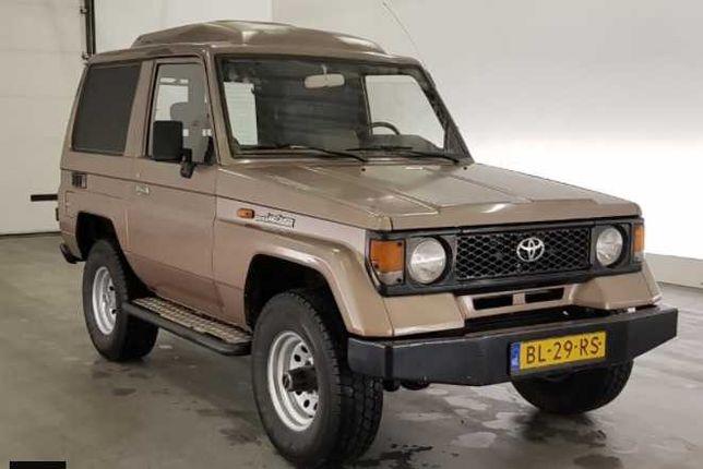 Toyota Land Cruiser l 4x4