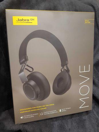 Sluchawki bezprzewodowe Jabra Move - nowe