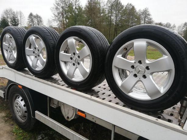 Alufelgi Mercedes w211 w210 w202 w203 w208 16 cali
