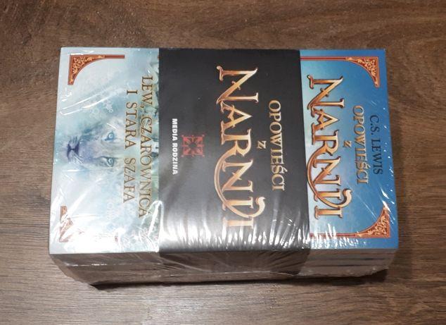 Opowieści z Narnii cała seria nowe
