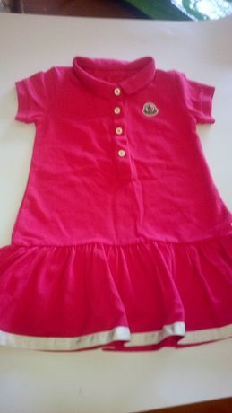 Vestido menina 2 anos - Novo