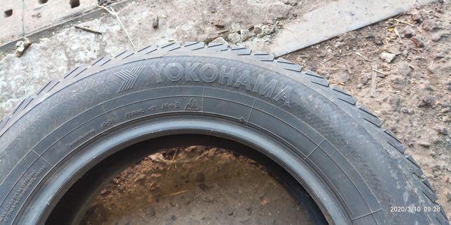 Резина YOKOHAMA 195/65R15 91Q