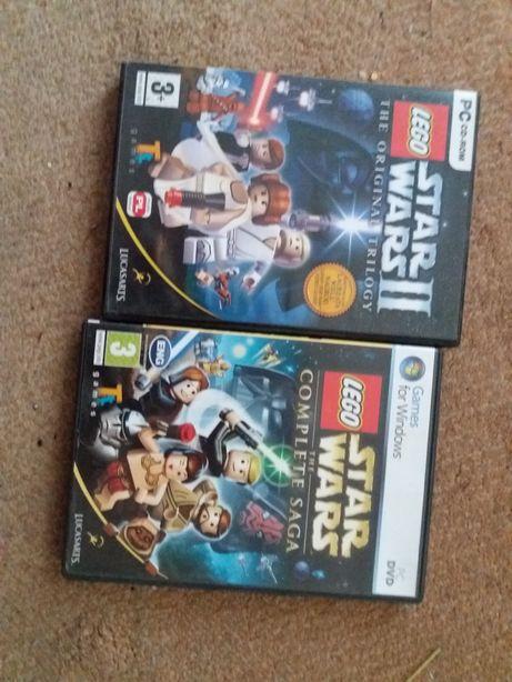 Lego Star Wars I , II
