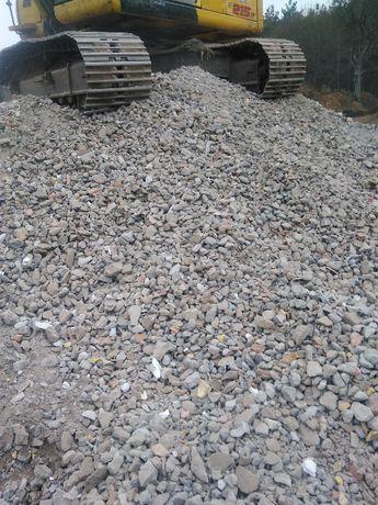 Kruszywo betonowe kruszbet