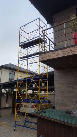 Сдам аренда строительные леса,вышки тура,лестницы (аренда) доставка.