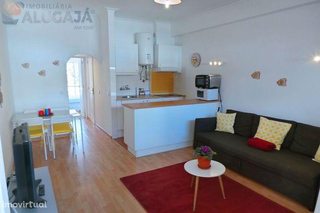 Oeiras/Santo Amaro - Apartamento T1 em Kitchenete, mobilado e equipado