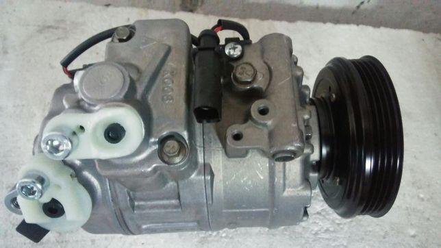 Kompresor Sprężarka Klimatyzacji Audi A4 b6 A6 1.9 TDI PD