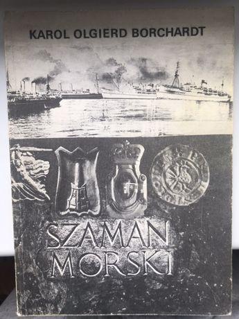 "Książka pt.""Szaman morski"""