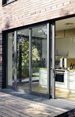 Алюминеві та металопластикові вікна! Відмінна якість!