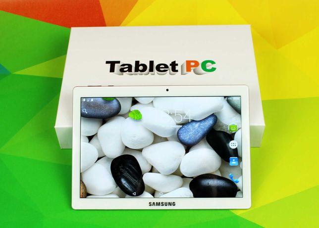 """Планшет Samsung Tab 10.1"""", 2/16Гб, 2/32Гб, 4/64Гб, IPS/2Sim/Wi-Fi"""