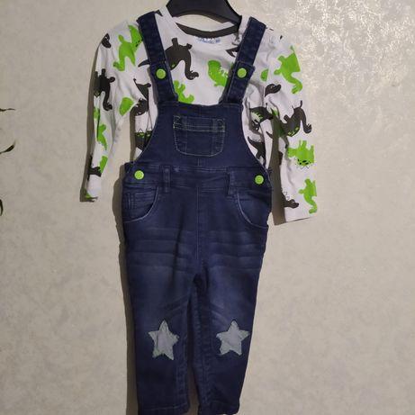 Продам дитячі джинси 86р